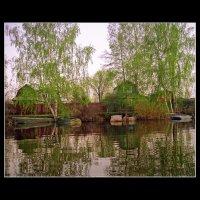 В деревне :: Дентс Сабуров