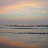 sunset on Goa :: Дмитрий Луговский