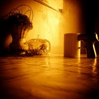 На кухне... :: Павел Зюзин
