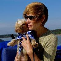 Дама с собачкой :: Иван Кругов