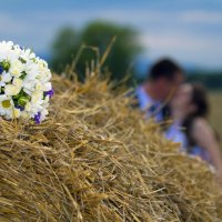 Свадебный букет :: Евгения Бурлуцкая