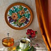 Липовый чай с медом :: Надежда Лаптева