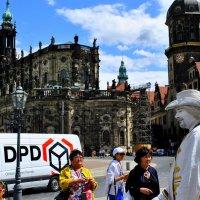 Гуляя по Дрездену :: Алина Житихина