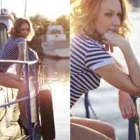 Морячка :: Oksana Bilenko