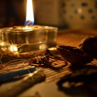 Ночь перед Рождество :: Олеся Бе бе