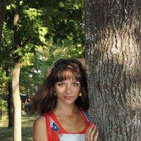 В парке :: Влад Гутник