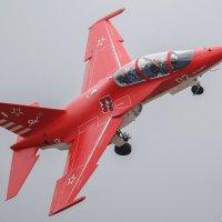 Як-130 в фирменной окраске :: Павел Myth Буканов