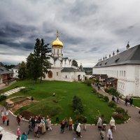 Звенигородский монастырь :: Никита Храмцов