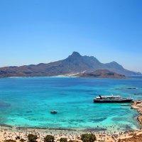 остров Грамвуса, Греция :: Александр Вивчарик