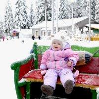 Доча Анастасия :: Мария Савинова