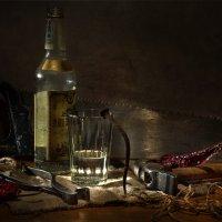 С гвоздиком ржавеньким :: Lev Serdiukov