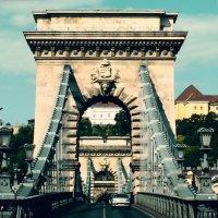 Мост через Дунай :: Lena Li