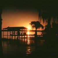 Закат Флорида :: Анастасия Васильева