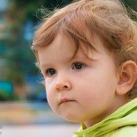 детский портрет :: Светлана Лагутина