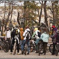 Туристы :: Борис Гольдберг