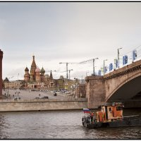 Москва :: Борис Гольдберг