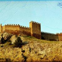Судак,Генуэзская крепость :: Татьяна Ливерова