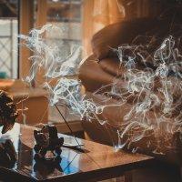 Серия Дым №1 :: Владимир Хижко