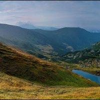 Озеро Бребенескул :: Елена Кошель