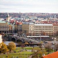 Привычная всем Прага :: Вера N