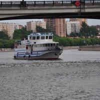 Москва река. :: Виталий Виницкий