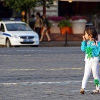 Детский взгляд на Красную площадь :: Евгений Жиляев