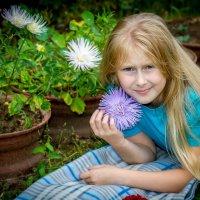 Цветы жизни :: Вера N