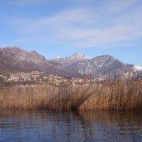 озеро Анноне :: Светлана Калмык