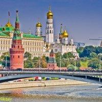 Москва. :: Виктор Евстратов