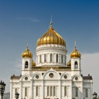Храм Христа Спасителя. :: Виктор Евстратов