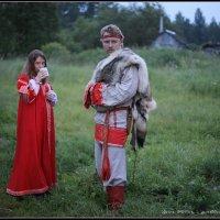 Поселение язычников :: Igor Veter