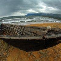 Старая лодка :: Владимир Сковородников