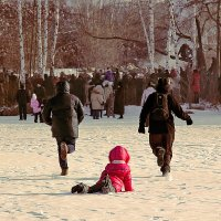 Зима.... :: Andrey Dikiy