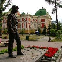 Памятники :: Tatyana Kuchina