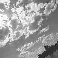 Обожаю облака :: Лилия Шахваладян