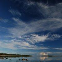 Закат на Соловках :: Олег Потехин