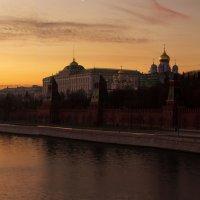 Москва золотоглавая :: Сергей Королев