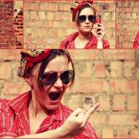 Звонок от любимого.... :: Alena Kramarenko