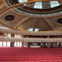 Мечеть имени Аймани Кадыровой :: Андрей Дурапов