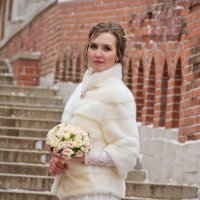 Невеста :: Нина Кулагина