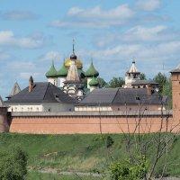 Спаасо-Евфиимиев монастыырь, 1352 г. г. Суздаль :: Евгений Седов