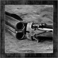Старое ружьё :: Танкист .