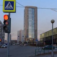 Вечер в городе :: Валерий Михмель