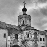 Борисо-Глебский монастырь (внутри) :: Георгий А