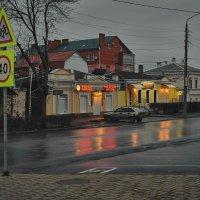 Утро на Александровской :: Константин Бобинский