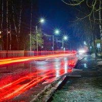 Старт во тьме :: Сергей Никитин