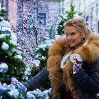 Зимняя прогулка :: Нина Кулагина