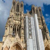 Reims Stadt in Frankreich :: Sergej