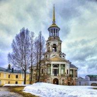 колокольня Борисо-Глебского монастыря :: Георгий А