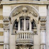 фасад жилого дома в Париже :: Георгий А